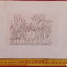 Arte: GRABADO MANUEL CAPDEVILA. Lote 118703675