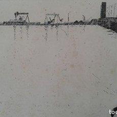 Arte: GRABADO ORIGINAL DE HERNAN CORTES. Lote 118890007