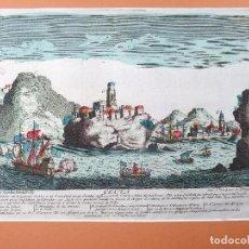 Arte: CEUTA. GRABADO S.XVIII. Lote 119118411