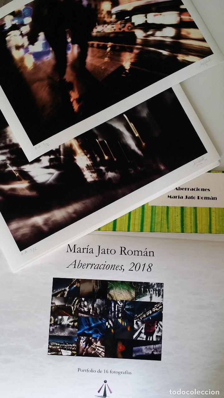 Arte: MARÍA JATO: Aberraciones / portfolio 16 fotografías / 2018 - Foto 2 - 119138555
