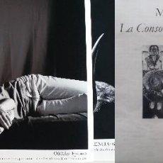 Arte: MARÍA JATO: LA CONSOLACIÓN DE LA FILOSOFÍA / PORTFOLIO 15 FOTOGRAFÍAS / 2001. Lote 119176435