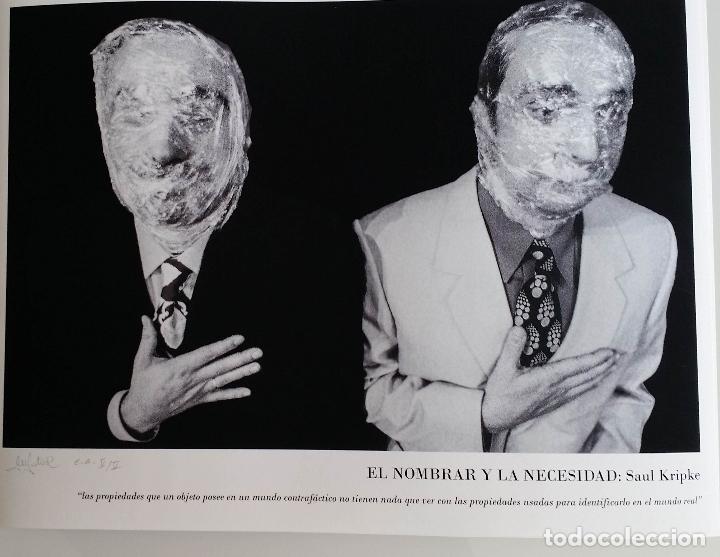 Arte: MARÍA JATO: La Consolación de la Filosofía / portfolio 15 fotografías / 2001 - Foto 4 - 119176435