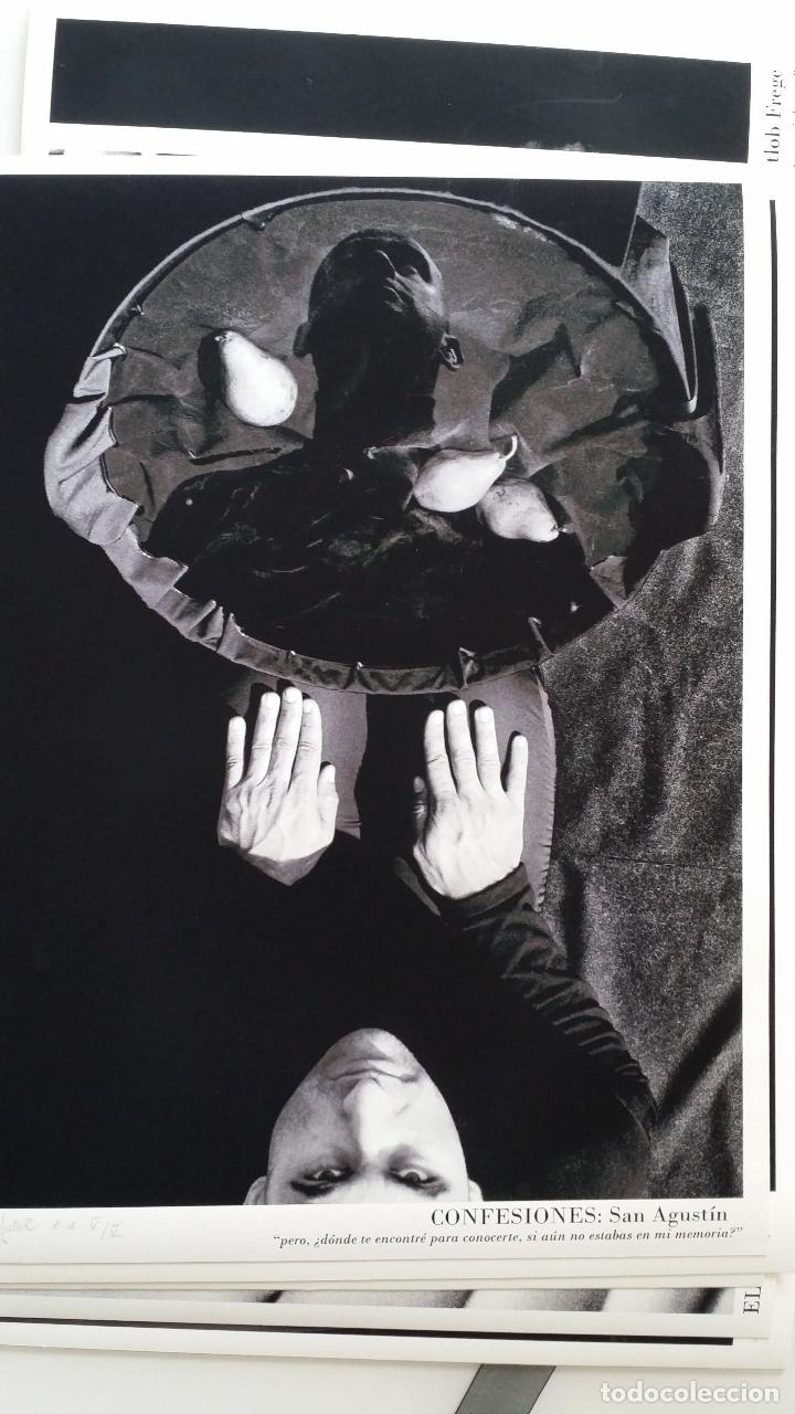 Arte: MARÍA JATO: La Consolación de la Filosofía / portfolio 15 fotografías / 2001 - Foto 5 - 119176435