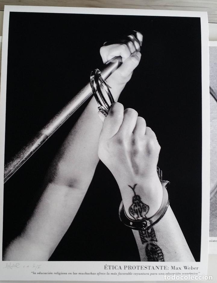 Arte: MARÍA JATO: La Consolación de la Filosofía / portfolio 15 fotografías / 2001 - Foto 10 - 119176435