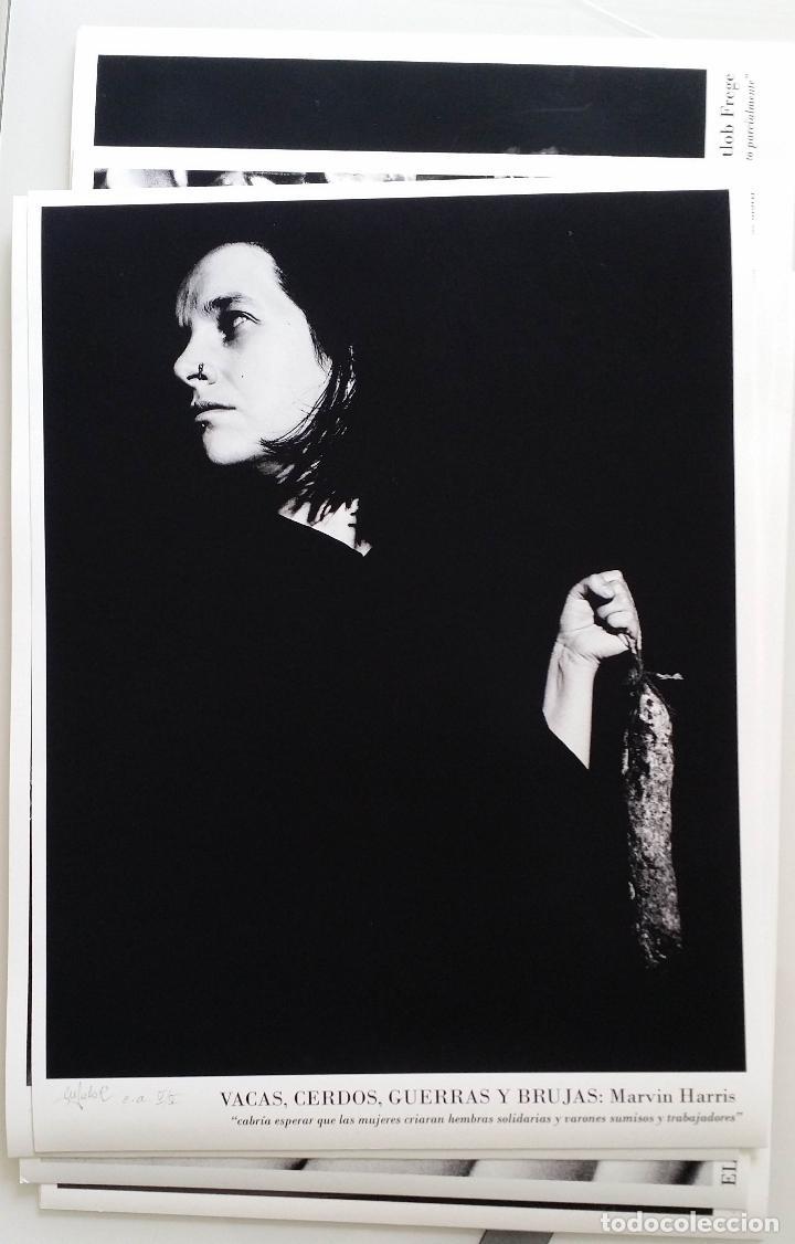 Arte: MARÍA JATO: La Consolación de la Filosofía / portfolio 15 fotografías / 2001 - Foto 16 - 119176435