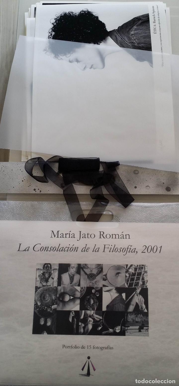 Arte: MARÍA JATO: La Consolación de la Filosofía / portfolio 15 fotografías / 2001 - Foto 19 - 119176435