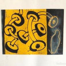 Arte: GRABADO - FREDERIC AMAT - FIRMADO. Lote 119617627