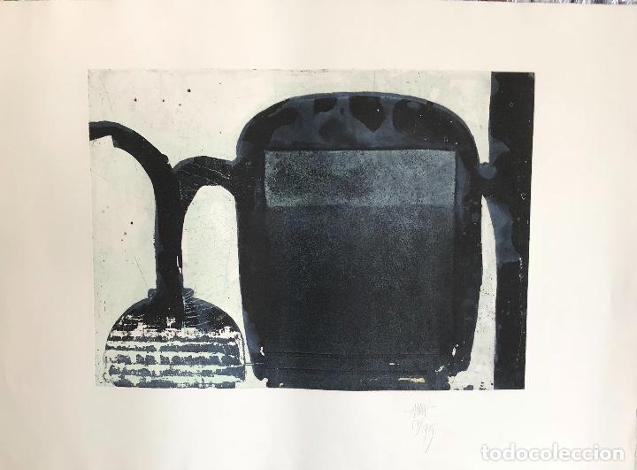GRABADO - FREDERIC AMAT - FIRMADO (Arte - Grabados - Contemporáneos siglo XX)