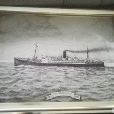 Arte: GRABADO ORIGINAL DE PRESTIGIOSO PINTOR GALLEGO JOSÉ M GONZÁLEZ COLLAD. Lote 121091528