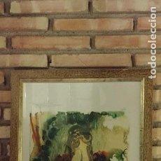 Arte: GRABADO ORIGINAL DALI FIRMADO. Lote 121144595