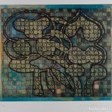 Arte: ISABEL SERRAHIMA (1934-1999) COMPOSICIÓN FIRMADO A LÁPIZ. Lote 123538171