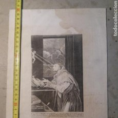 Arte: GRABADO ANTIGUO XVIII.. Lote 126507195