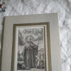 Arte: GRABADO RELIGIOSO. Lote 126784955