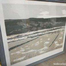 Art: GRABADO DE JOSÉ BEULAS. Lote 126854343
