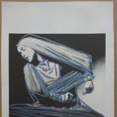Arte: GRABADO ORIGINAL DE ANDY WARHOL,UNKNAME,NUMERADO A LAPIZ,CON FIRMA Y MARCA DE AGUA,57 X 38 CMS. Lote 126839179