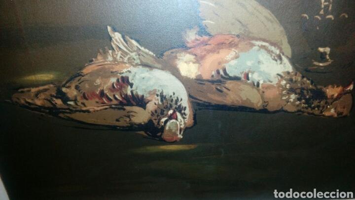 Arte: Litografía firmada por Durancamps PA, 90x70 - Foto 5 - 127267180
