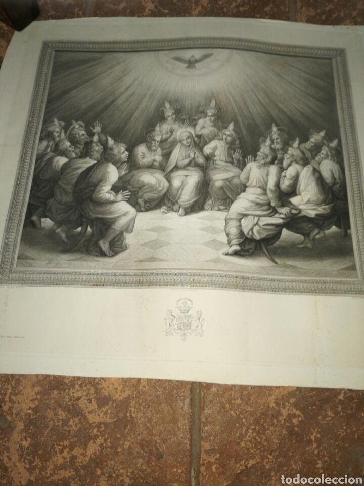 GRABADO NICOLA ORTIS DISEGNO (Arte - Grabados - Modernos siglo XIX)