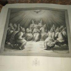 Arte: GRABADO NICOLA ORTIS DISEGNO. Lote 128580931