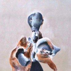 Arte: ALFONSO COSTA BEIRO NOIA (A CORUÑA) (1943) - 75X50 FIRMADO/NUMERADO GRANDE 75X50. Lote 129350107