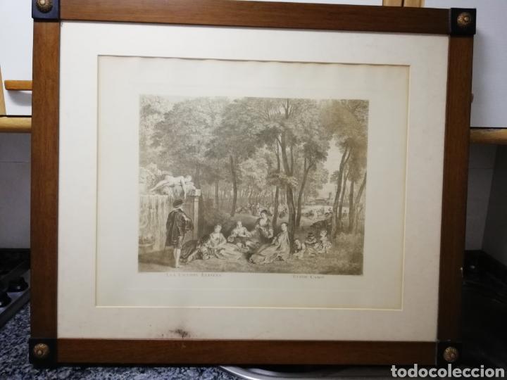 GRABADO, HUELLA (Arte - Grabados - Antiguos hasta el siglo XVIII)