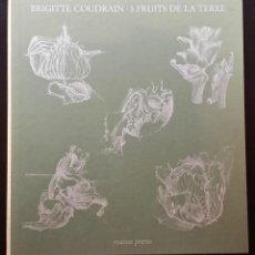 Arte: BRIGITTE COUDRAIN 5 FRUITS DE LA TERRE / GRAN PORTFOLIO CON GRABADOS FIRMADOS Y NUMERADOS, 1984. Lote 130973768