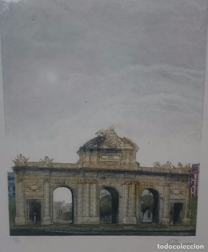 Arte: PUERTA DE ALCALA - DOMINGUEZ - Foto 3 - 131242383