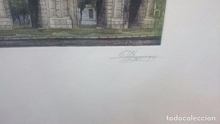 Arte: PUERTA DE ALCALA - DOMINGUEZ - Foto 4 - 131242383