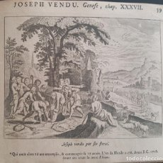 Arte: GRABADO AL COBRE. SIGLO XVIII. JOSEPH VENDU. Lote 131388050