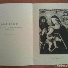 Arte: 1964 - GRABADO DE EDICIÓN LIMITADA. Lote 132211374