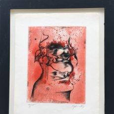 Arte: GRABADO DE CUIXART. Lote 132483482
