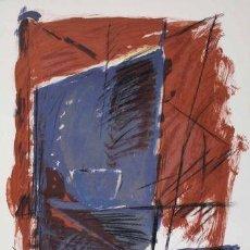 Arte: RAFOLS CASAMADA, GRABADO. Lote 195520983