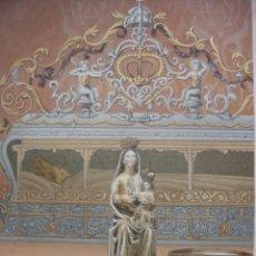 Arte: GRABADO RESTOS Y OBJETOS FERNANDO III EL SANTO CATEDRAL SEVILLA, ORIGINAL, 1877, BARCELONA,PUJADAS.. Lote 133337578