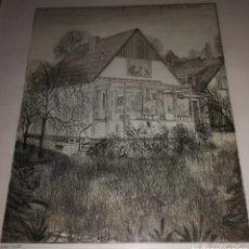 Arte: EBERHARD FRANKE.. Lote 133576334