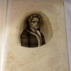 Arte: JOSÉ AZNARES. GRABADO AL ACERO. 1842. 15,5 X 17 CM. REGENCIA. PRIMERA GUERRA CARLISTA. Lote 133806226