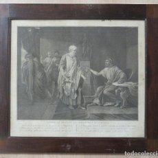 Arte: SHOPOCLE DAVAN LE MAGISTRAT D'ATHENES. Lote 134244646