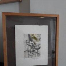 Arte: GRABADO ORIGINAL ANDREU FRESQUET. Lote 143612400