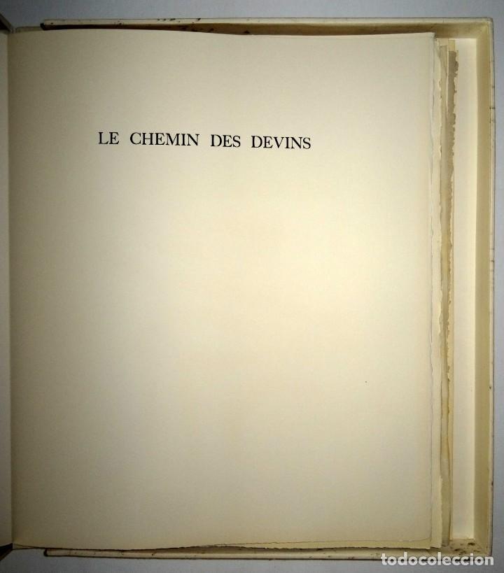 Arte: Les chemin des Devins / Menerbés - Eduardo Chillida - André Frenaud - Foto 3 - 135180954
