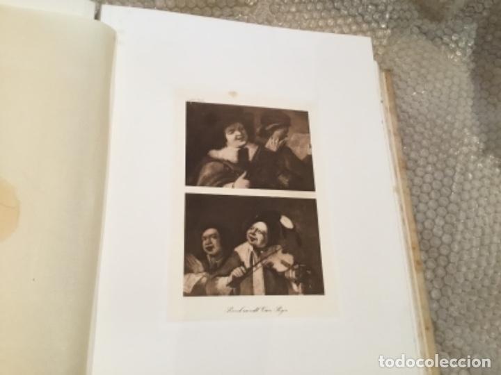 Arte: Álbum antiguo 1915 con heliograbados de J. Lacoste Museo Del Prado - Foto 4 - 135793426