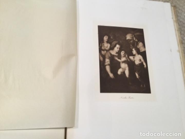 Arte: Álbum antiguo 1915 con heliograbados de J. Lacoste Museo Del Prado - Foto 5 - 135793426