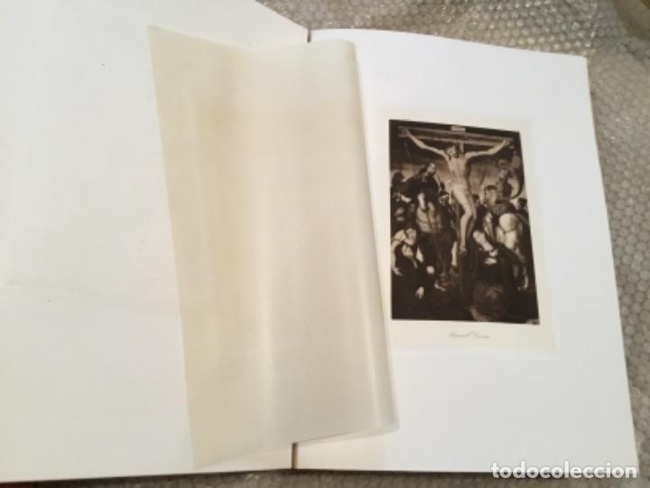 Arte: Álbum antiguo 1915 con heliograbados de J. Lacoste Museo Del Prado - Foto 6 - 135793426