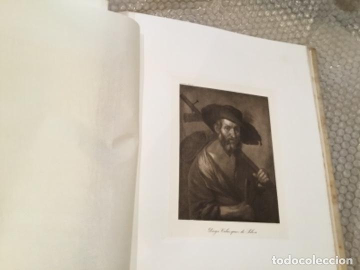 Arte: Álbum antiguo 1915 con heliograbados de J. Lacoste Museo Del Prado - Foto 7 - 135793426