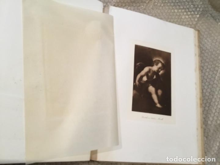 Arte: Álbum antiguo 1915 con heliograbados de J. Lacoste Museo Del Prado - Foto 8 - 135793426