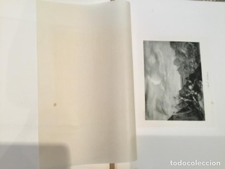 Arte: Álbum antiguo 1915 con heliograbados de J. Lacoste Museo Del Prado - Foto 9 - 135793426