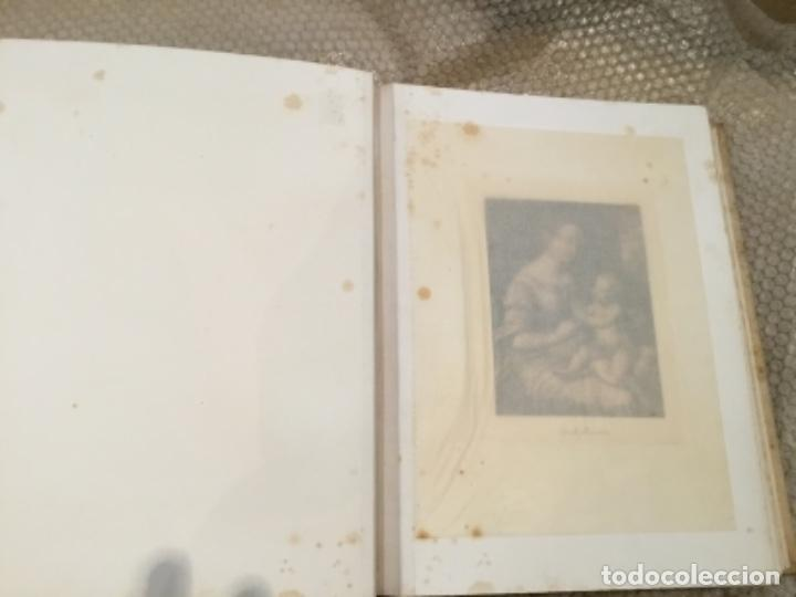 Arte: Álbum antiguo 1915 con heliograbados de J. Lacoste Museo Del Prado - Foto 10 - 135793426