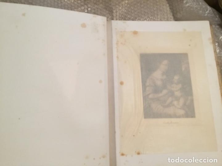 Arte: Álbum antiguo 1915 con heliograbados de J. Lacoste Museo Del Prado - Foto 18 - 135793426