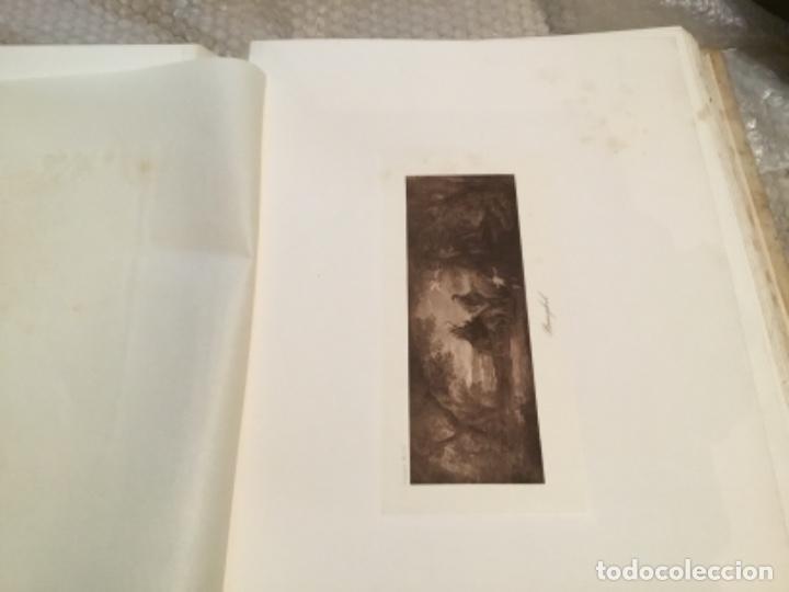 Arte: Álbum antiguo 1915 con heliograbados de J. Lacoste Museo Del Prado - Foto 20 - 135793426