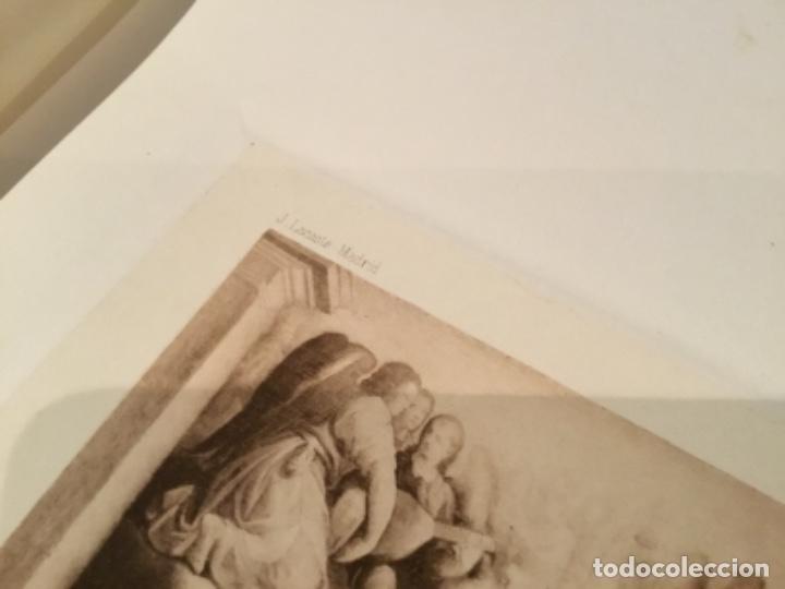 Arte: Álbum antiguo 1915 con heliograbados de J. Lacoste Museo Del Prado - Foto 22 - 135793426