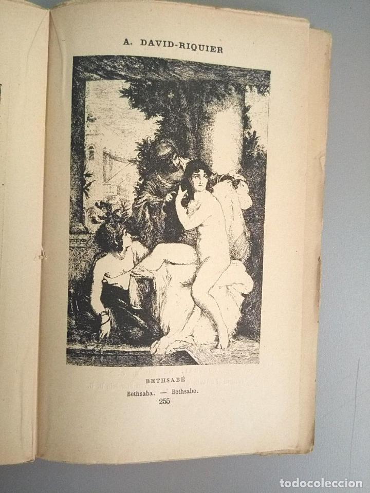 Arte: E BERNARD. 1ª FERIA DE PINTURA Y ESCULTURA DE PARIS 1882. CON 335 GRABADOS DE PRINCIPALES PINTORES - Foto 4 - 136832994