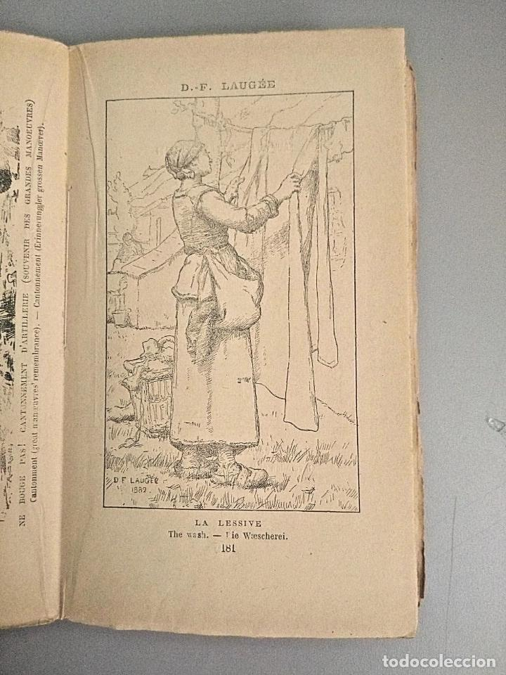 Arte: E BERNARD. 1ª FERIA DE PINTURA Y ESCULTURA DE PARIS 1882. CON 335 GRABADOS DE PRINCIPALES PINTORES - Foto 5 - 136832994