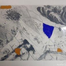 Arte: GRABADO DE JOSEP GUINOVART. Lote 137483986